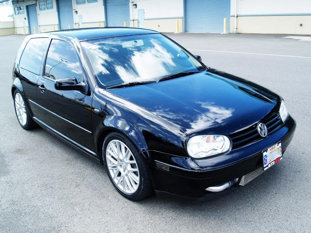 golf gti turbo 2003:
