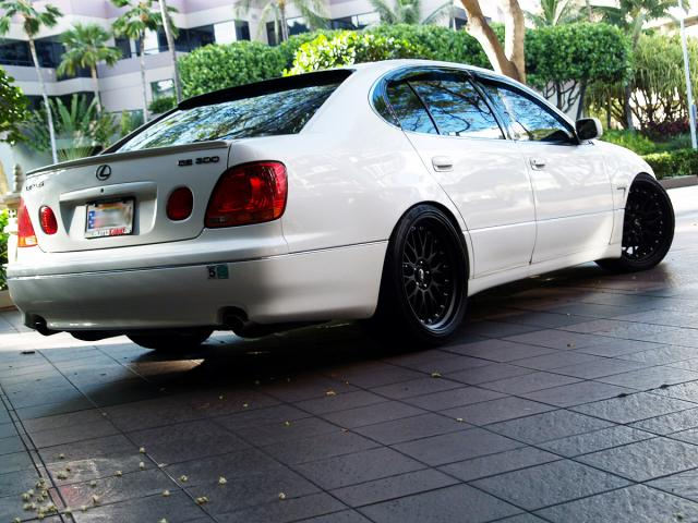 Autoland 2003 Lexus Gs300 Sport Edition Drop Rims Vip