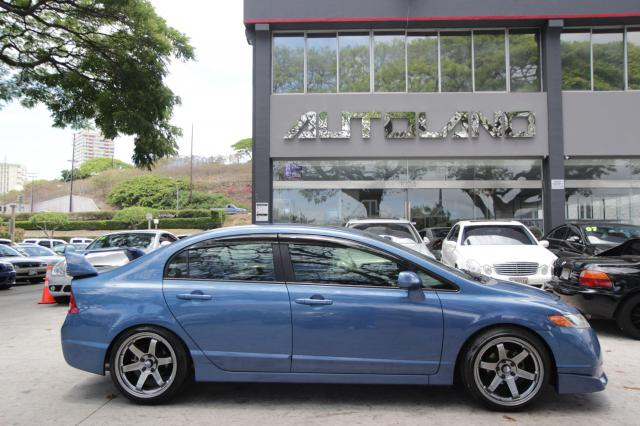 07 Honda Civic Ex Drop Rims Spoiler Sedan Ac Ivtec